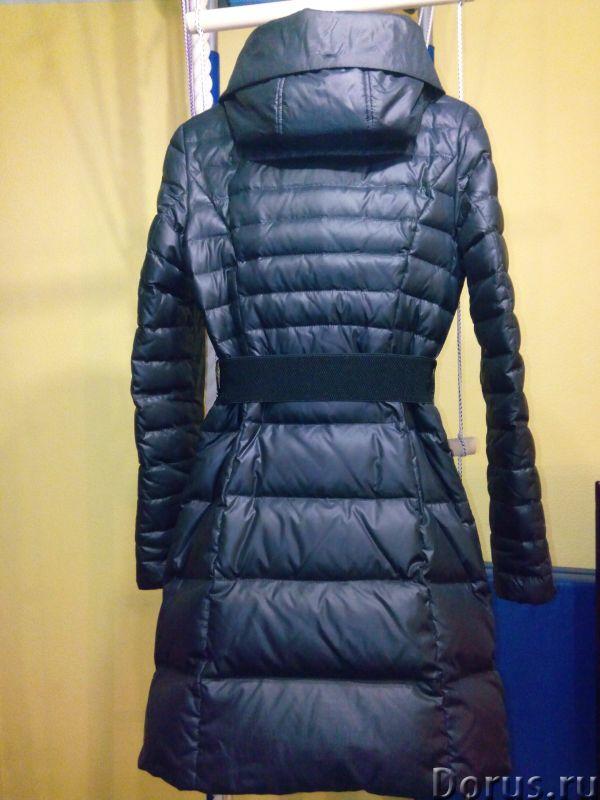 НОВЫЙ ПУХОВИК XS-S разм - Одежда и обувь - Продам Новый, черный пуховик отличного качества. Красивая..., фото 3