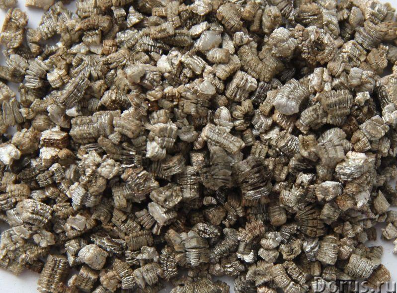 Вермикулит по низким ценам от производителя - Материалы для строительства - Вермикулит для утепления..., фото 1
