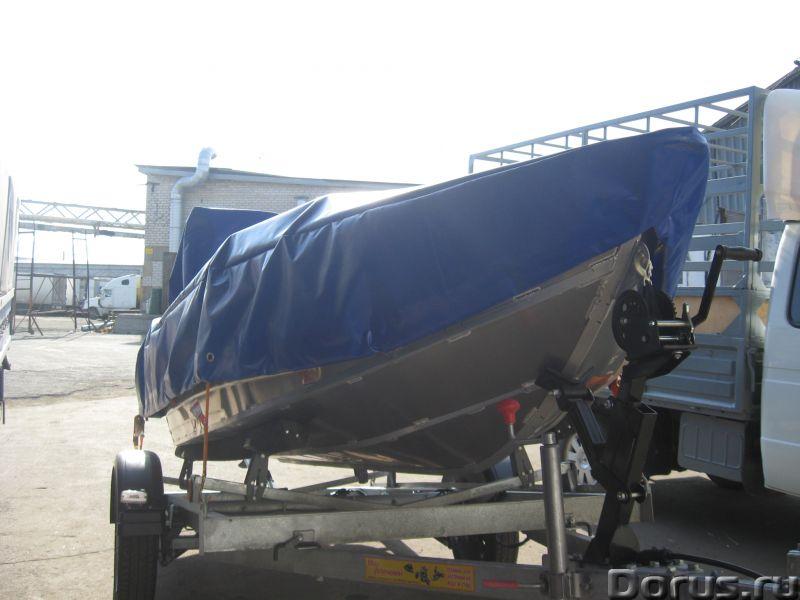изготовление тента в лодку на челябинске