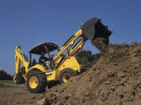 Выемка, подвоз и вывоз грунта - Строительные услуги - Компания ООО «Земстрой» предлагает услуги по в..., фото 1