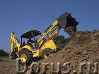 Земляные работы по устройству дорог - Строительные услуги - Компания ООО «Земстрой» выполнит земляны..., фото 1