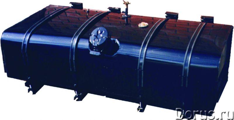 Топливный бак Камаз 600 литров - Запчасти и аксессуары - В наличии на складе в Челябинске топливный..., фото 1