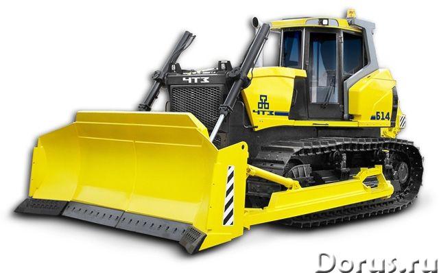 Техника и Запасные части к тракторам ЧТЗ - Сельхоз и спецтехника - Поставки тракторной техники и зап..., фото 1