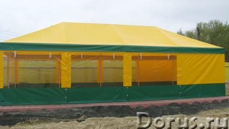 Шторы ПВХ для беседок, веранд, терасс, летние шаты, навесы - Товары для дома - Компания КАМТЕНТ пред..., фото 7