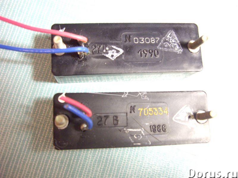 Счётчик времени для радиоприборов ЭСВ-2,5-27 - Радиоэлектроника - Счётчик времени для радиоприборов..., фото 4