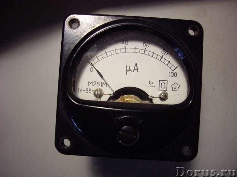 Головка измерительная М261M - Прочая техника - Головка измерительная М261M шкала 0-100 mA ( постоянн..., фото 1