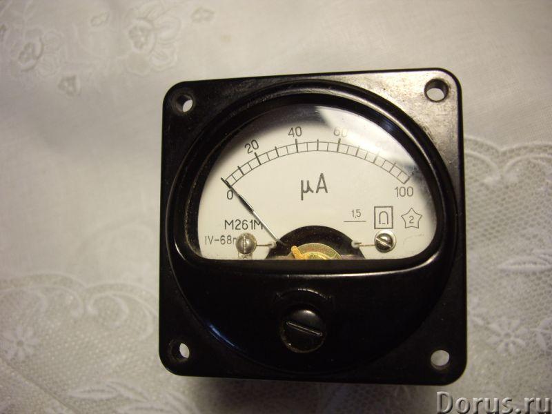 Головка измерительная М261M - Прочая техника - Головка измерительная М261M шкала 0-100 mA ( постоянн..., фото 3