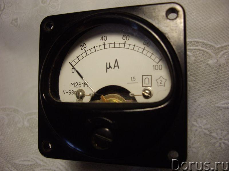 Головка измерительная М261M - Прочая техника - Головка измерительная М261M шкала 0-100 mA ( постоянн..., фото 5