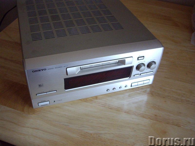 ONKYO MD-A7 мини-дисковая дека - Аудио и видео техника - ONKYO MD-A7 мини-дисковая дека Onkyo изгото..., фото 1