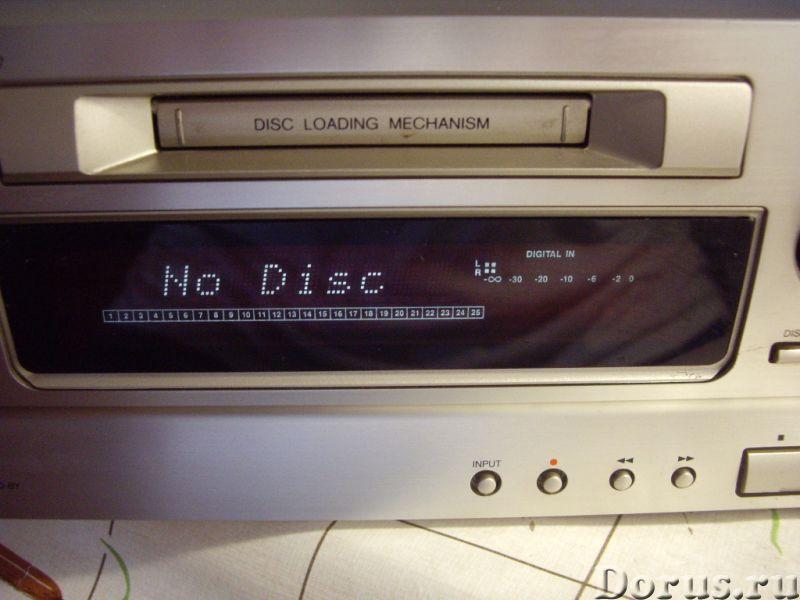 ONKYO MD-A7 мини-дисковая дека - Аудио и видео техника - ONKYO MD-A7 мини-дисковая дека Onkyo изгото..., фото 4