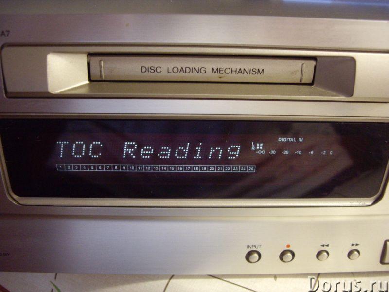 ONKYO MD-A7 мини-дисковая дека - Аудио и видео техника - ONKYO MD-A7 мини-дисковая дека Onkyo изгото..., фото 5