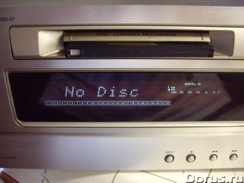 ONKYO MD-A7 мини-дисковая дека - Аудио и видео техника - ONKYO MD-A7 мини-дисковая дека Onkyo изгото..., фото 6