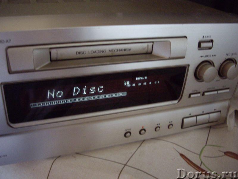 ONKYO MD-A7 мини-дисковая дека - Аудио и видео техника - ONKYO MD-A7 мини-дисковая дека Onkyo изгото..., фото 7