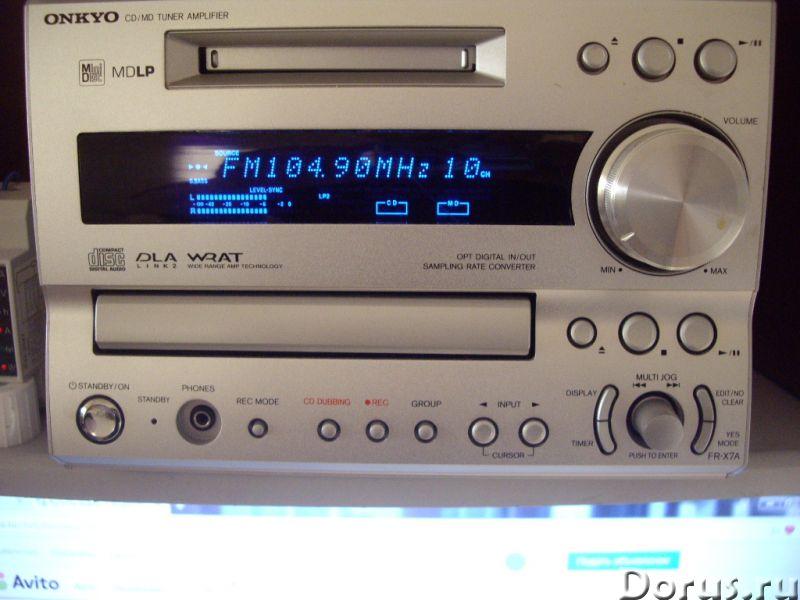 "Муз центр ""ONKYO FR -SX7A"" Япония - Аудио и видео техника - Муз центр ONKYO FR -SX7A Япония. 100 вол..., фото 2"