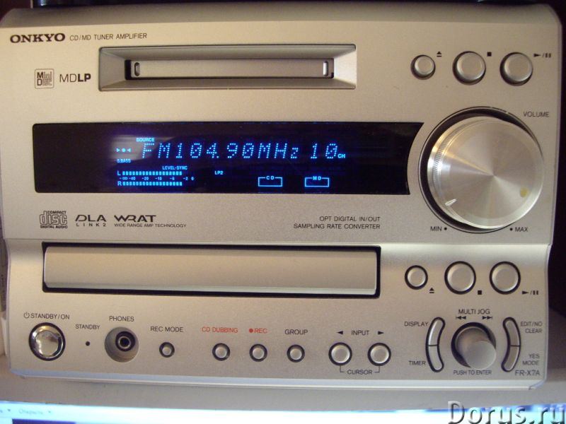 "Муз центр ""ONKYO FR -SX7A"" Япония - Аудио и видео техника - Муз центр ONKYO FR -SX7A Япония. 100 вол..., фото 8"