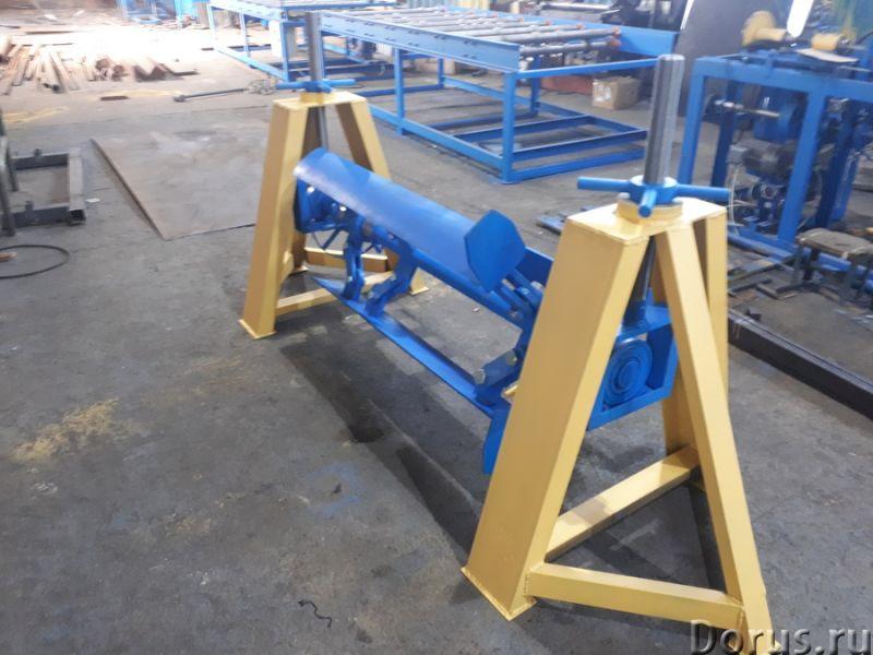 Самоподъемный разматыватель рулонного металла - Товары промышленного назначения - Cамоподъёмный разм..., фото 1