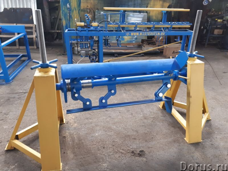 Самоподъемный разматыватель рулонного металла - Товары промышленного назначения - Cамоподъёмный разм..., фото 3