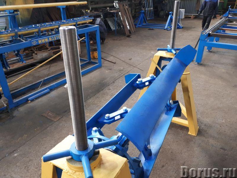 Самоподъемный разматыватель рулонного металла - Товары промышленного назначения - Cамоподъёмный разм..., фото 5