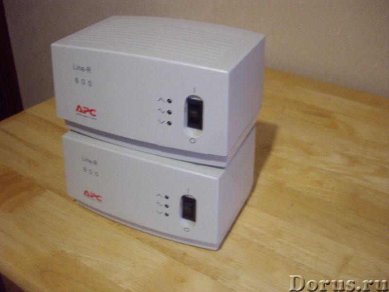 Автоматический стабилизатор напряжения APC Line-R 600 - Прочая техника - Автоматический стабилизатор..., фото 1