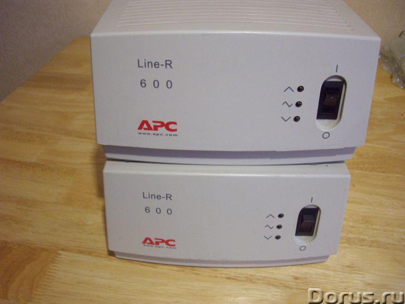 Автоматический стабилизатор напряжения APC Line-R 600 - Прочая техника - Автоматический стабилизатор..., фото 2