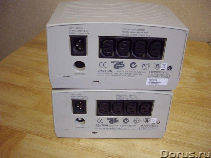 Автоматический стабилизатор напряжения APC Line-R 600 - Прочая техника - Автоматический стабилизатор..., фото 3