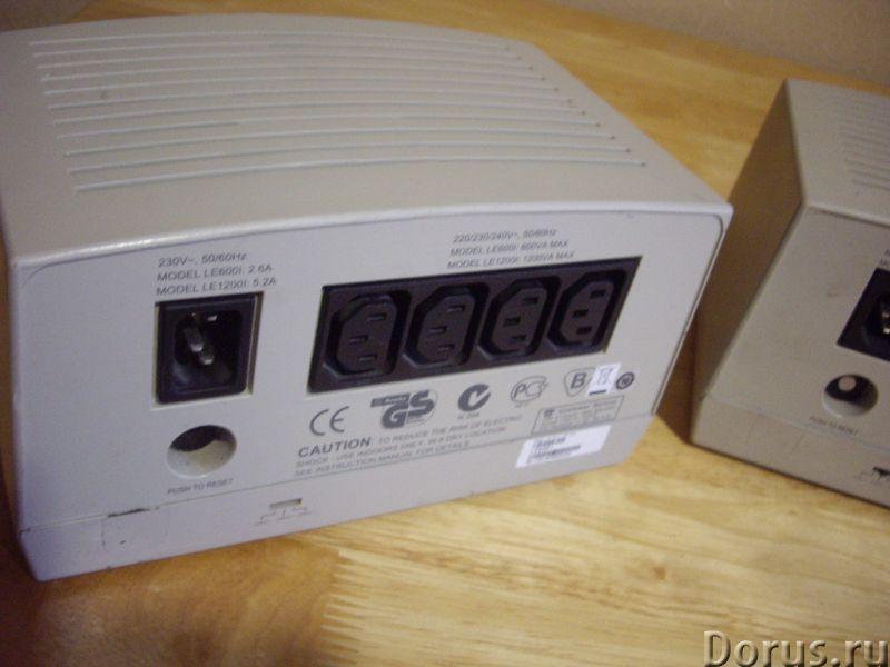 Автоматический стабилизатор напряжения APC Line-R 600 - Прочая техника - Автоматический стабилизатор..., фото 5