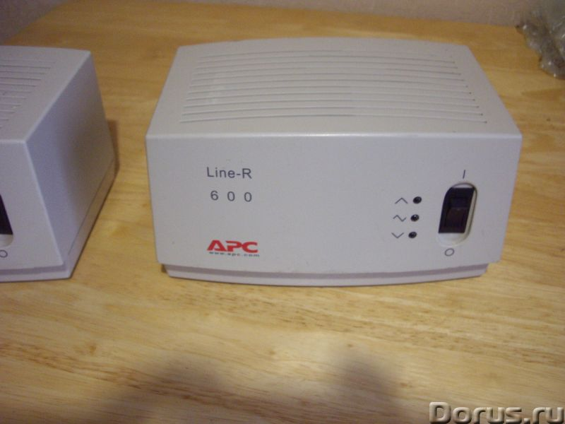 Автоматический стабилизатор напряжения APC Line-R 600 - Прочая техника - Автоматический стабилизатор..., фото 7