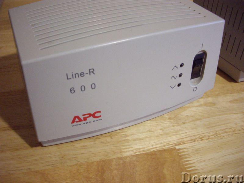 Автоматический стабилизатор напряжения APC Line-R 600 - Прочая техника - Автоматический стабилизатор..., фото 8