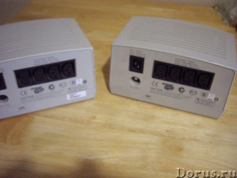 Автоматический стабилизатор напряжения APC Line-R 600 - Прочая техника - Автоматический стабилизатор..., фото 9