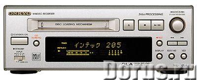 MD -мини-дисковая дека Onkyo MD-105X - Аудио и видео техника - MD -мини-дисковая дека Onkyo MD-105X..., фото 1