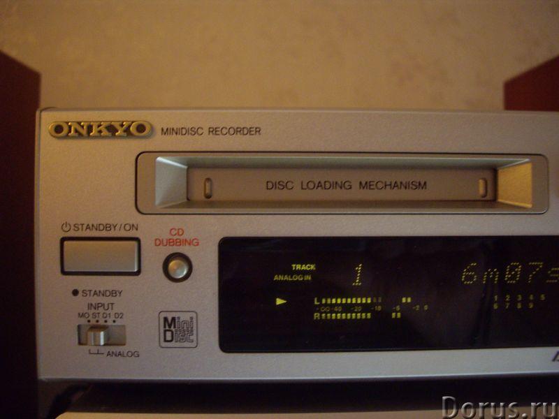 MD -мини-дисковая дека Onkyo MD-105X - Аудио и видео техника - MD -мини-дисковая дека Onkyo MD-105X..., фото 6