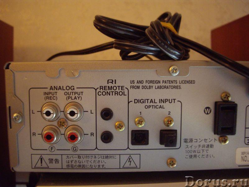 MD -мини-дисковая дека Onkyo MD-105X - Аудио и видео техника - MD -мини-дисковая дека Onkyo MD-105X..., фото 7