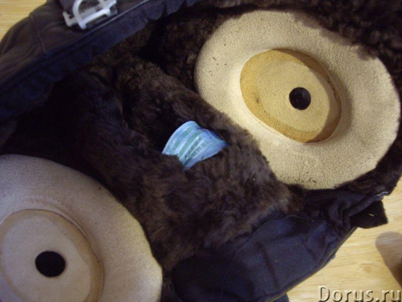 Шлемофон летчика Натуральная кожа, овчина - Аудио и видео техника - Шлемофон летчика Натуральная кож..., фото 6