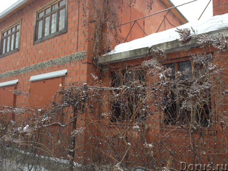 Дом 2-эт,9 сот. участок, пос. Западный, 5 км от центра Челябинска, на оз.Шершни - Дома, коттеджи и д..., фото 1