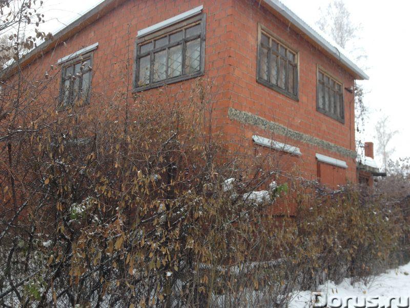 Дом 2-эт,9 сот. участок, пос. Западный, 5 км от центра Челябинска, на оз.Шершни - Дома, коттеджи и д..., фото 2