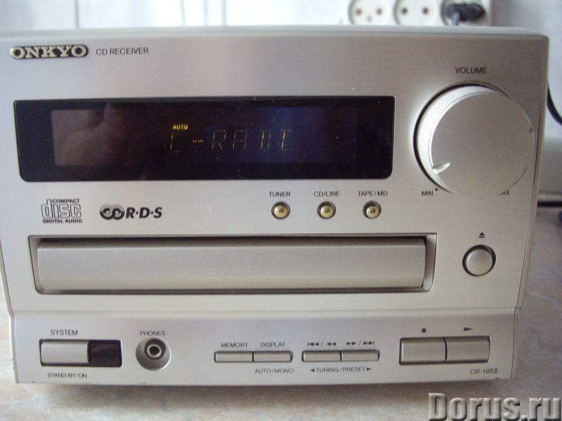 CD Ресивер ONKYO CR-185II - Япония - Аудио и видео техника - CD Ресивер ONKYO CR-185II - Япония Пита..., фото 2