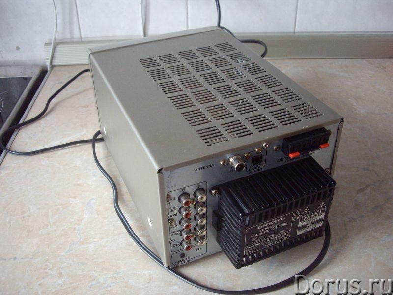 CD Ресивер ONKYO CR-185II - Япония - Аудио и видео техника - CD Ресивер ONKYO CR-185II - Япония Пита..., фото 4