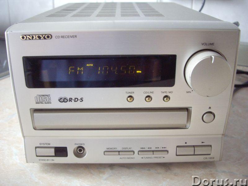 CD Ресивер ONKYO CR-185II - Япония - Аудио и видео техника - CD Ресивер ONKYO CR-185II - Япония Пита..., фото 5