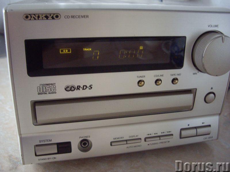 CD Ресивер ONKYO CR-185II - Япония - Аудио и видео техника - CD Ресивер ONKYO CR-185II - Япония Пита..., фото 8