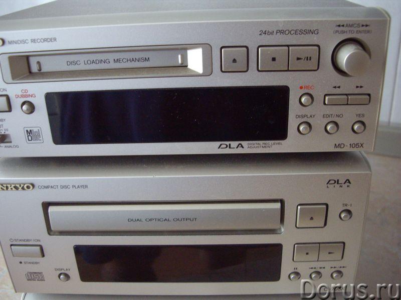Музыкальный центр Onkyo - Аудио и видео техника - Музыкальный центр Onkyo Акустики нет. (можно свою..., фото 4