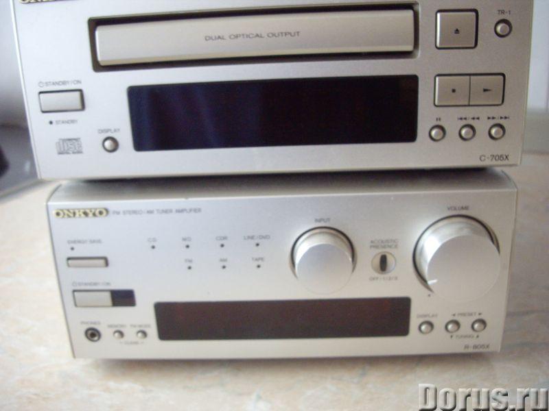 Музыкальный центр Onkyo - Аудио и видео техника - Музыкальный центр Onkyo Акустики нет. (можно свою..., фото 7
