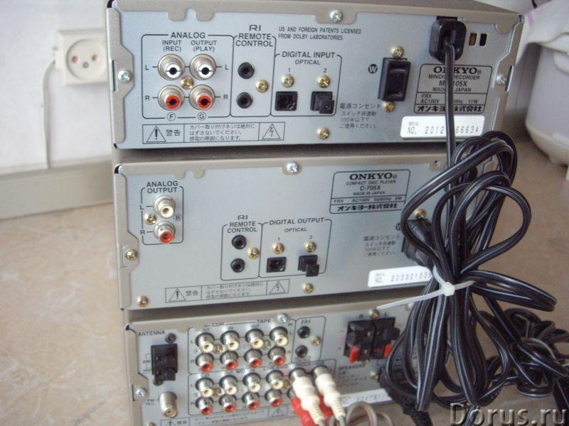 Музыкальный центр Onkyo - Аудио и видео техника - Музыкальный центр Onkyo Акустики нет. (можно свою..., фото 8