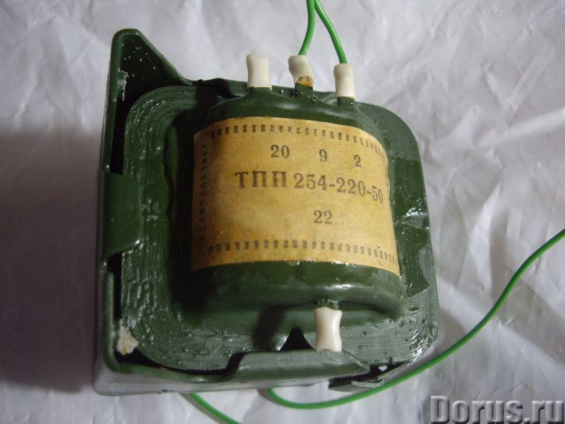 Трансформатор ТПП -254-220-50 - Радиоэлектроника - Трансформатор ТПП -254-220-50 При последовательно..., фото 1