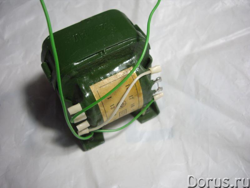 Трансформатор ТПП -254-220-50 - Радиоэлектроника - Трансформатор ТПП -254-220-50 При последовательно..., фото 4