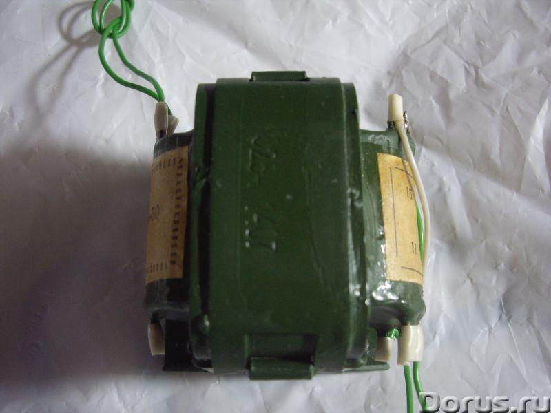 Трансформатор ТПП -254-220-50 - Радиоэлектроника - Трансформатор ТПП -254-220-50 При последовательно..., фото 5