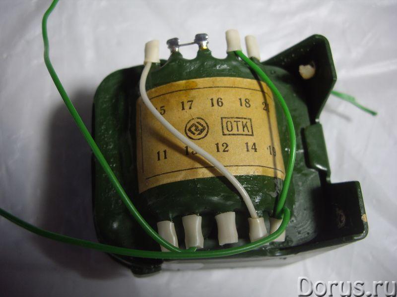 Трансформатор ТПП -254-220-50 - Радиоэлектроника - Трансформатор ТПП -254-220-50 При последовательно..., фото 6