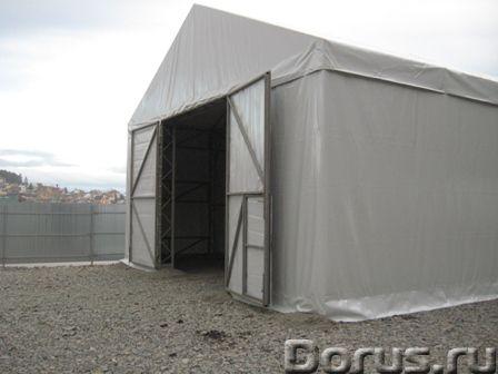 Сборно-разборные конструкции: ангары, палатки и др - Промышленное оборудование - Предлагаем изготовл..., фото 1