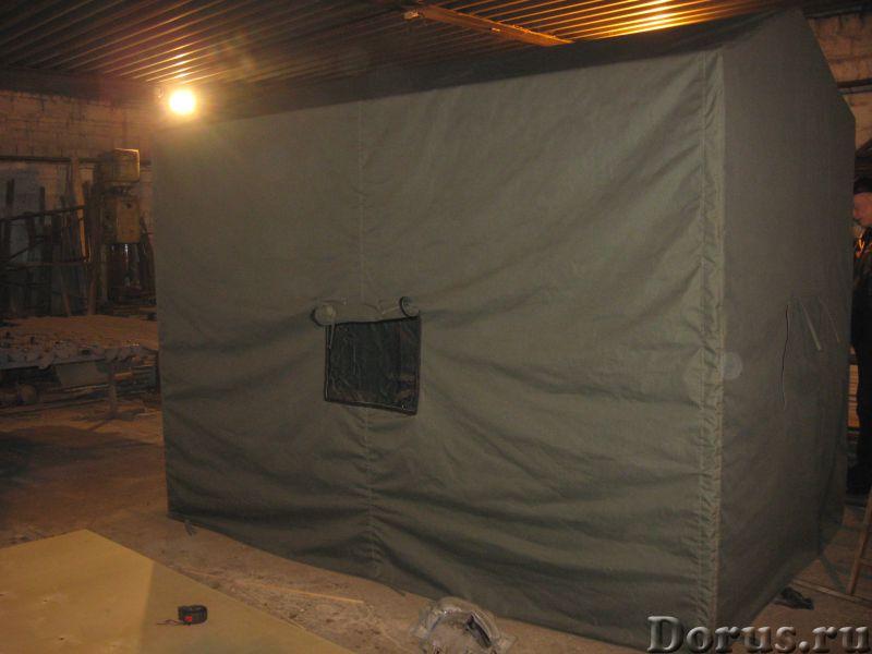 Сборно-разборные конструкции: ангары, палатки и др - Промышленное оборудование - Предлагаем изготовл..., фото 2