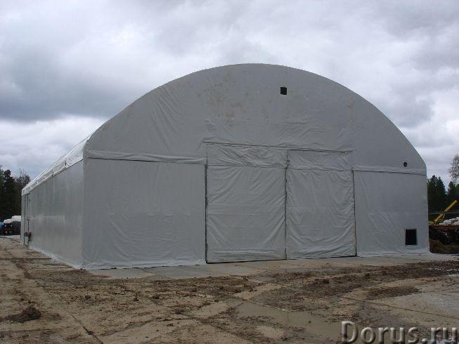 Сборно-разборные конструкции: ангары, палатки и др - Промышленное оборудование - Предлагаем изготовл..., фото 3